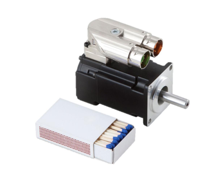 DC低電圧ブラシレスDCサーボモータ:AKM Low Voltageシリーズ
