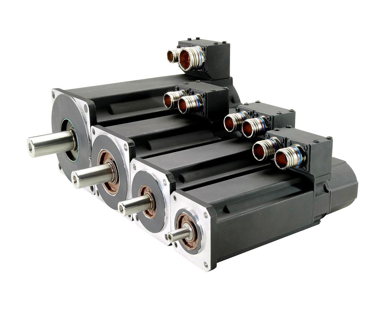 耐環境ブラシレスDCサーボモータ:EKMシリーズ